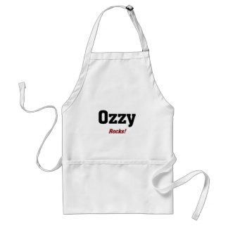 Ozzy Rocks Standard Apron