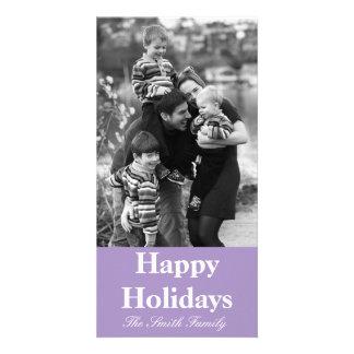 P01 Purple Color Card