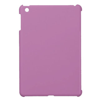 P05 Magnificently Courageous Purple Color iPad Mini Cases