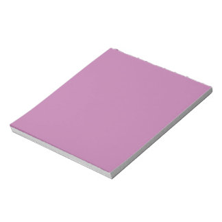 P05 Magnificently Courageous Purple Color Notepad