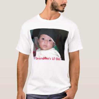 P1000082, Grandma's Lil Girl T-Shirt
