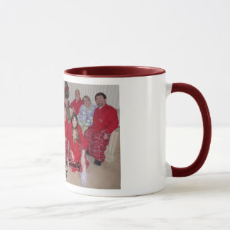 P1000737-crop, One Big Happy Family2008 Mug
