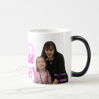 P1010017, 2009, Birthday,  Debi!, Happy Magic Mug