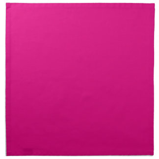 P22 Love That Magenta! Pink Color Napkin
