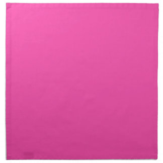 P25 Fancy That Magenta! Pink Color Napkin