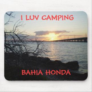 P3060038, I LUV CAMPING, BAHIA HONDA MOUSE PAD