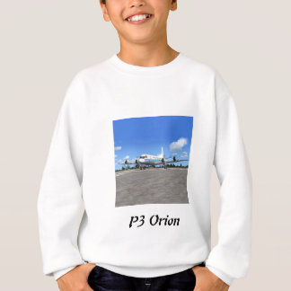 P3 Orion NOAA Weather Plane Sweatshirt