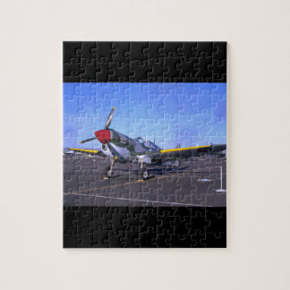 P40 On Display, Front_WWII Planes Puzzle