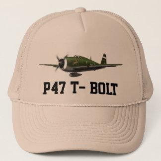 P47 T- BOLT TRUCKER HAT