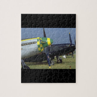 P51 Mustang Noses_WWII Planes Jigsaw Puzzle