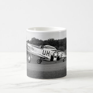 "P51 Mustang ""Sally"" X Coffee Mug"