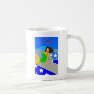 P51 Pinup Coffee Mug