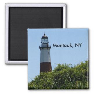 P7147950, Montauk, NY Square Magnet