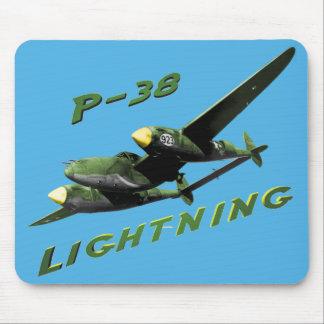 P-38 Lightning Mouse Pad