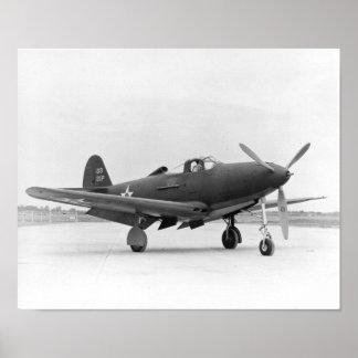 P-39 Airacobra Poster