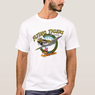 P-40 Flying Tigers T-shirt