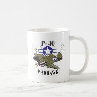 p-40 warhawk coffee mug