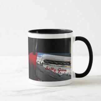 P-51 Betty Jane Coffee Mug