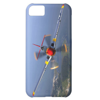 P-51 Mustang Fighter Aircraft iPhone 5C Covers