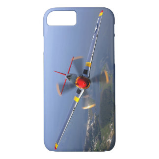 P-51 Mustang Fighter Aircraft iPhone 7 Case