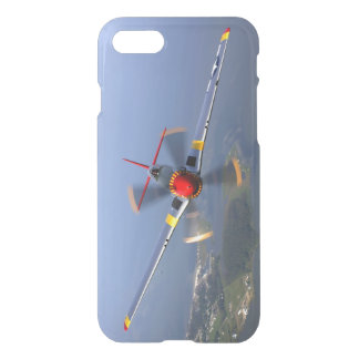 P-51 Mustang Fighter Aircraft iPhone 8/7 Case