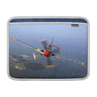 P-51 Mustang Fighter Aircraft MacBook Sleeve