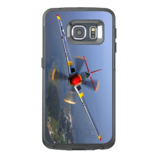 P-51 Mustang Fighter Aircraft OtterBox Samsung Galaxy S6 Edge Case