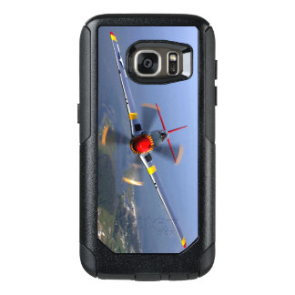 P-51 Mustang Fighter Aircraft OtterBox Samsung Galaxy S7 Case