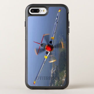 P-51 Mustang Fighter Aircraft OtterBox Symmetry iPhone 7 Plus Case