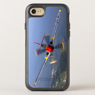 P-51 Mustang Fighter Aircraft OtterBox Symmetry iPhone 8/7 Case
