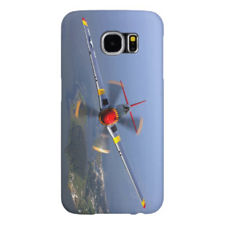 P-51 Mustang Fighter Aircraft Samsung Galaxy S6 Cases