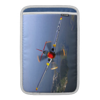 P-51 Mustang Fighter Aircraft Sleeve For MacBook Air
