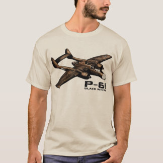 P-61 Black Widow T-Shirt