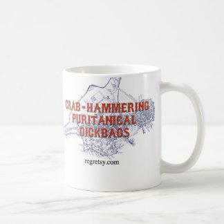 p basic white mug