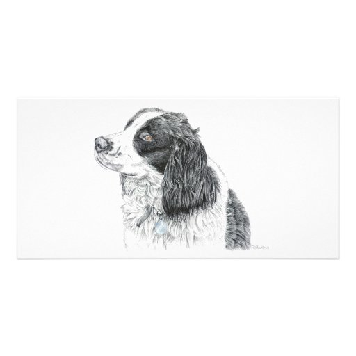P Doggy - Photo Card