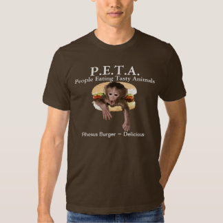 P.E.T.A. People Eating Tasty Animals Tees