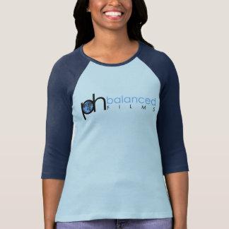 p.h. balanced films & women in film T-shirt