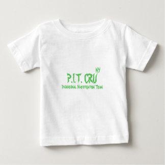 P.I.T. CRU, Paranormal Investigation Team, NY Baby T-Shirt