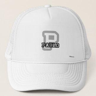 P is for Pablo Trucker Hat