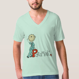 P is for Paramedic T Shirts