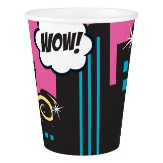 P.J. Tuttles Naturally Super, 9 oz Paper Cups Paper Cup