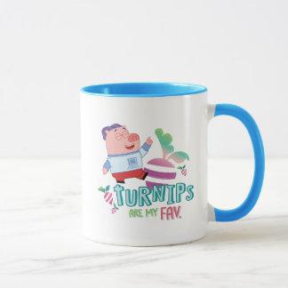 P. King Duckling - Chumkins Character Mug