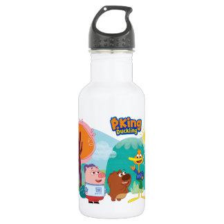 P. King Duckling - Water Bottle