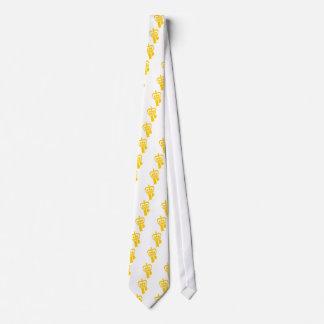 P - Letter - Name Tie