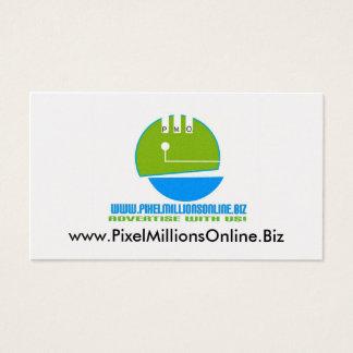 P.M.O. Business Cards 2