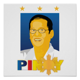 P Noy the Poster