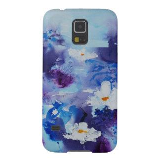© P Wherrell Contemporary fine art waterlilies Case For Galaxy S5