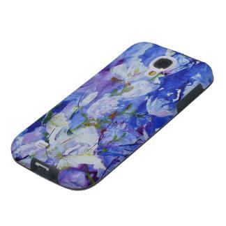 © P Wherrell Contemporary magnolia fine art Galaxy S4 Case