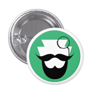 PA Bearded Gentlemen's Pin