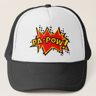 Pa-Pow! Trucker Hat